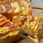 овощной пирог