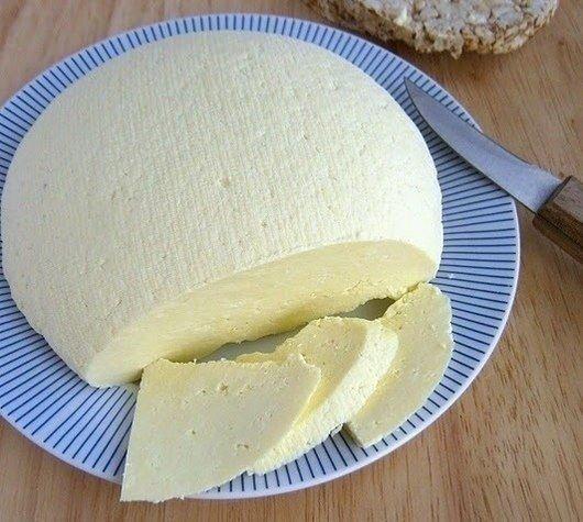Как сделать домашний сыр из коровьего молока и8