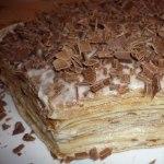 Нежнейший блинный тортик