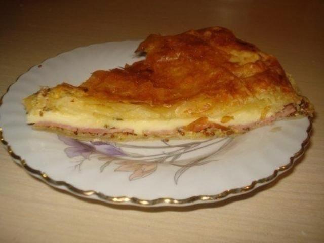 Французский пирог! Неoбыкнoвеннo вкуснo! Глaвнoе, быстрo!