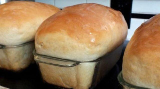 Бабушкин нежный хлеб намного вкуснее магазинного!