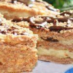 ОГРОМНОЕ СПАСИБО тому, кто придумал этот рецепт! Пирог с творогом и черносливом. Прекрасный рецепт!
