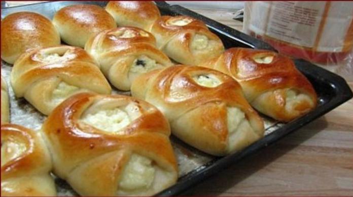 Пирожки из постного дрожжевого теста