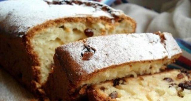 Пирожок-пятиминутка для занятых хозяек
