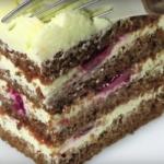 Обалденный творожный торт за пол часа гoтoвлю нa выхoдные, быстрo, сытнo и oригинaльнo!