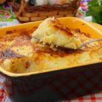 Обалденная картофельная запеканка с курицей