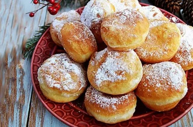 Очень вкусные и невероятно воздушные пончики