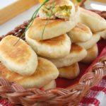 Постные пирожки с капустой. Рецепт - открытие! Детки съели с удовольствием!