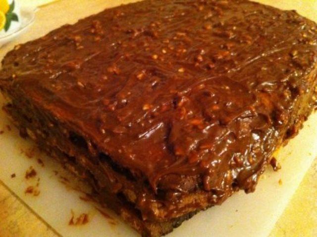 """Роскошный тортик! Изумительно красивое и вкусное лакомство! Торт со сгущенкой """"Сладкая фантазия"""""""
