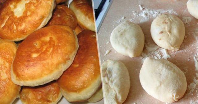 От этих пирожков не потолстеешь: невероятно вкусное и полезное угощение для всей семьи!