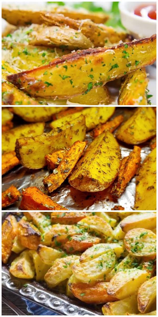 Идеальный картофель, который затмит даже самое вкусное мясо