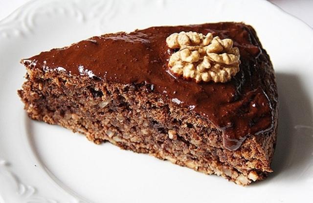 Ореховый Торт без выпечки