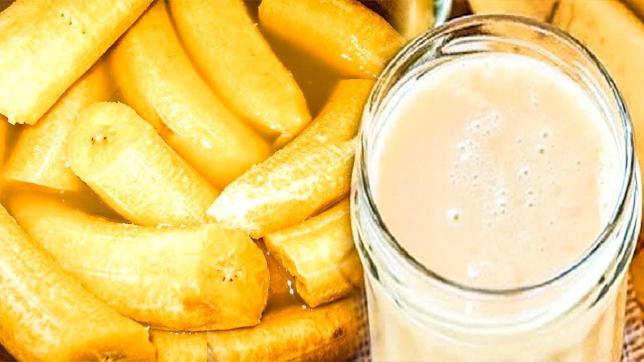 Банан, сваренный с корицей: самое мощное средство вместо любой таблетки