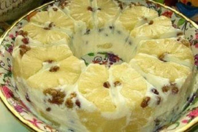 Изумительный десерт «Старая Рига»