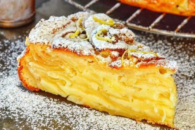 Самый вкусный яблочный пирог тающий во рту. Хит праздника!