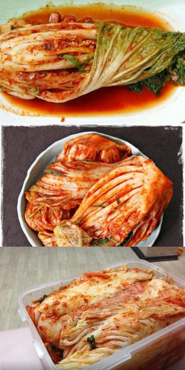 Закуска на все случаи - корейское кимчи