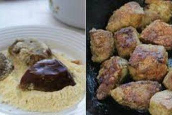 Самый вкусный рецепт печени! Печень получается мягкой, сочной, нежной!