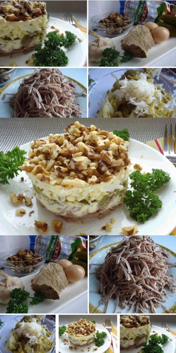 Шикарный салат с тунцом «Принц» сметается за минуту