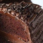 Самый вкусный в мире шоколадный торт! Самый шоколадный!