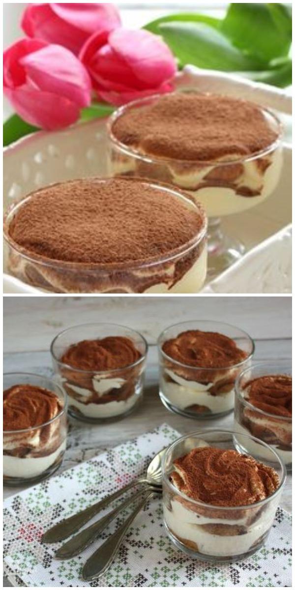 Как «Тирамису», только лучше! Легкий, вкусный потрясающий творожный десерт.