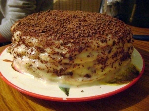 Любимый домашний тортик в нашей семье. Ни одно семейное торжество не обходится без него. Намного вкуснее покупного.