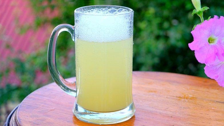 Секрет насыщенного лимонада в домашних условиях
