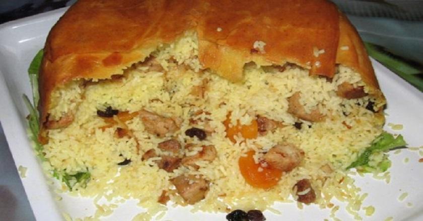 Бабушка из Азербайджана научила готовить роскошный плов. В жизни не получалось вкуснее! По старинному рецепту.