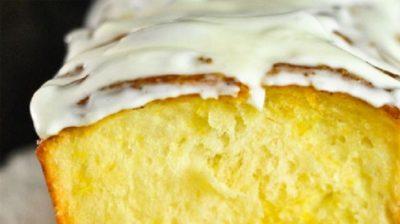 Я готовлю этот лимонный кекс