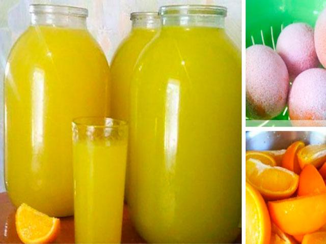 Апельсиновый лимонад — 25 минут и праздник вкуса на вашем столе! Уверена - этот рецепт станет для Вас коронным.