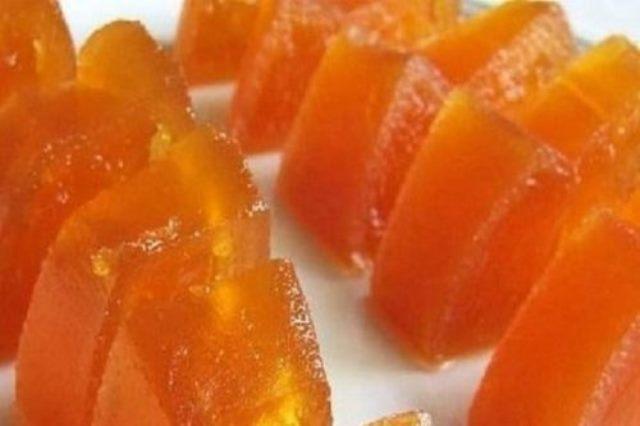 Медовая тыква — вкуснейший десерт