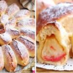 Такой воздушный и мягкий «Отрывной» яблочный пирог. Ну очень легкое тесто!