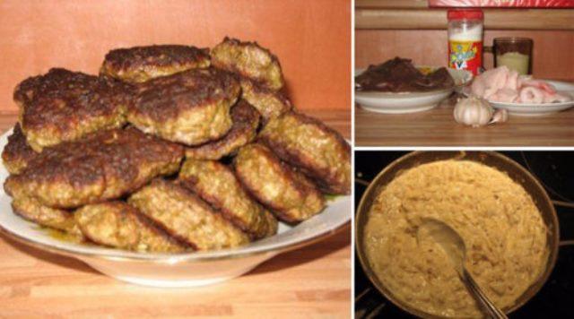 Печеночные котлетки «Варшавские» - шикарное блюдо получается. Эффектно смотрится на столе, а по вкусу...  вкуснятина просто.