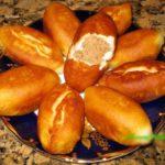 Пирожки как пух за 5 минут(тесто по ГОСТу)