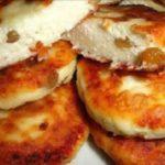 Быстрый и безумно вкусный рецепт сырников