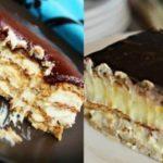 ВКУСНЮЩИЙ ТОРТ-ЭКЛЕР БЕЗ ВЫПЕЧКИ: ЭТОТ ДЕСЕРТ ВСКРУЖИТ ГОЛОВУ ЛЮБОМУ СЛАДКОЕЖКЕ! Но зачем всё усложнять, если можно приготовить изумительный торт, даже не используя духовку!