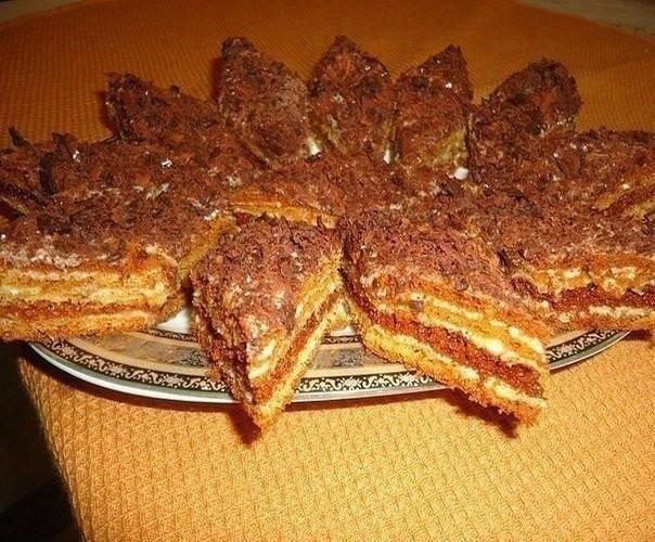 Попробовала вчера у свекрови вкуснейший торт «Мужской идеал». Она знает толк в тортах! Это НЕЧТО! ООчень вкусно! Вот выпросила рецепт.