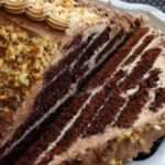 Торт «Шоколадная Пирамида».