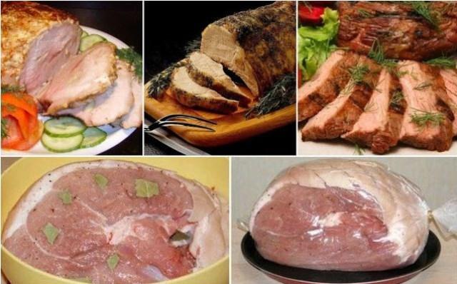 Самый лучший способ приготовить вкусное домашнее мясо. Буженина получается очень сочной. Хорошая альтернатива колбасе для бутербродов.