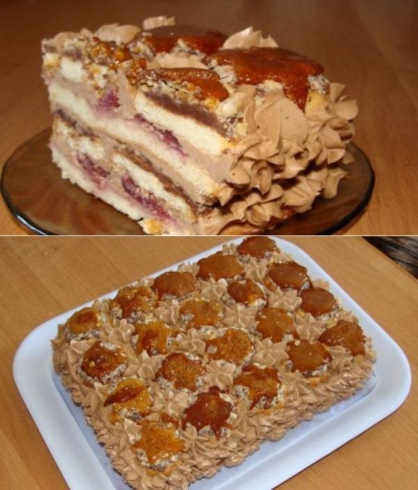 Торт Ева