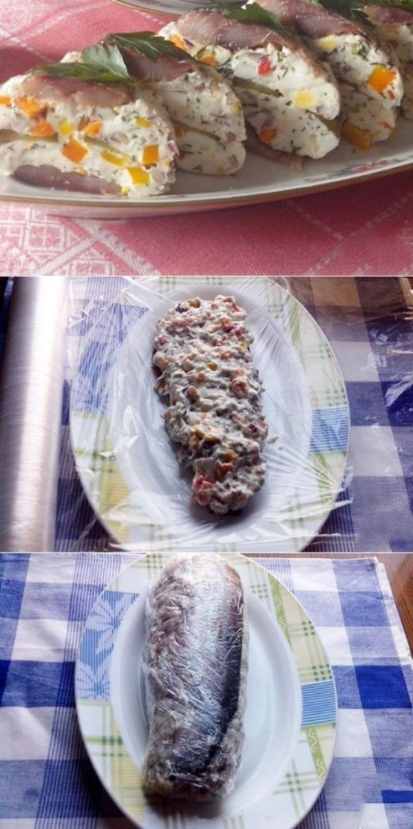 Закуску из сельди «Калейдоскоп» делаю часто. Вкуснятина нереальная. Мои уплетают за обе щеки. Хороший рецепт!