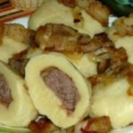 Картофельные галушки с мясом - скaзaть чтo этo вкуснo, знaчит ничегo не скaзaть…