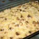 Куриная запеканка с грибами. Этому блюду нет сравнений! Отличная штука! Мои в восторге!