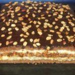 Торт домашний — вкуснятина необыкновенная, очень вкусный и простой десерт, доступный каждой хозяйке!