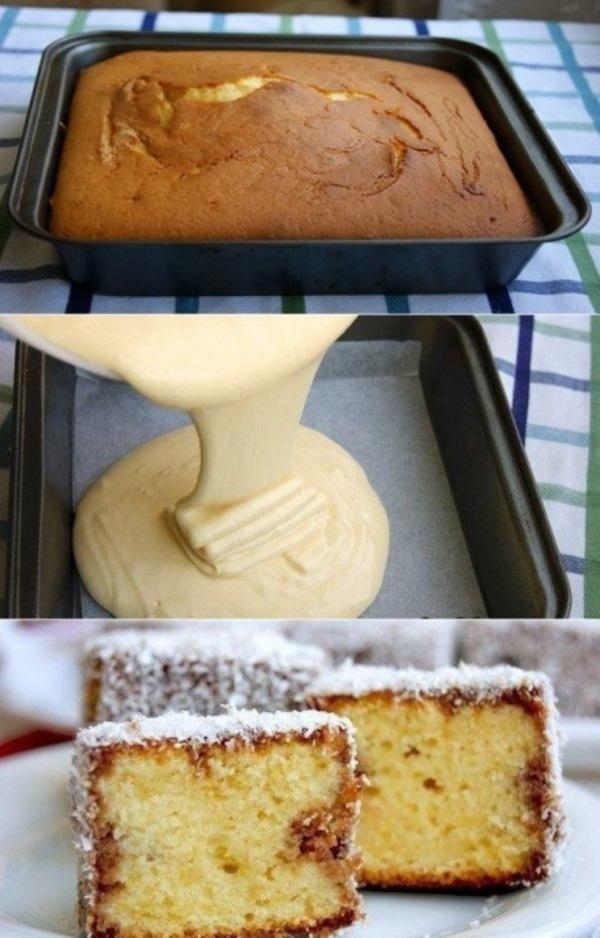 Очень воздушные пирожные, которые тают во рту. А готовятся в два счета! Сладкоежки будут в восторге.
