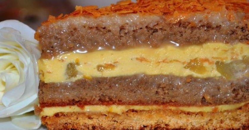 Многослойный, грандиозный, ароматный — это торт-приключение, торт-событие!