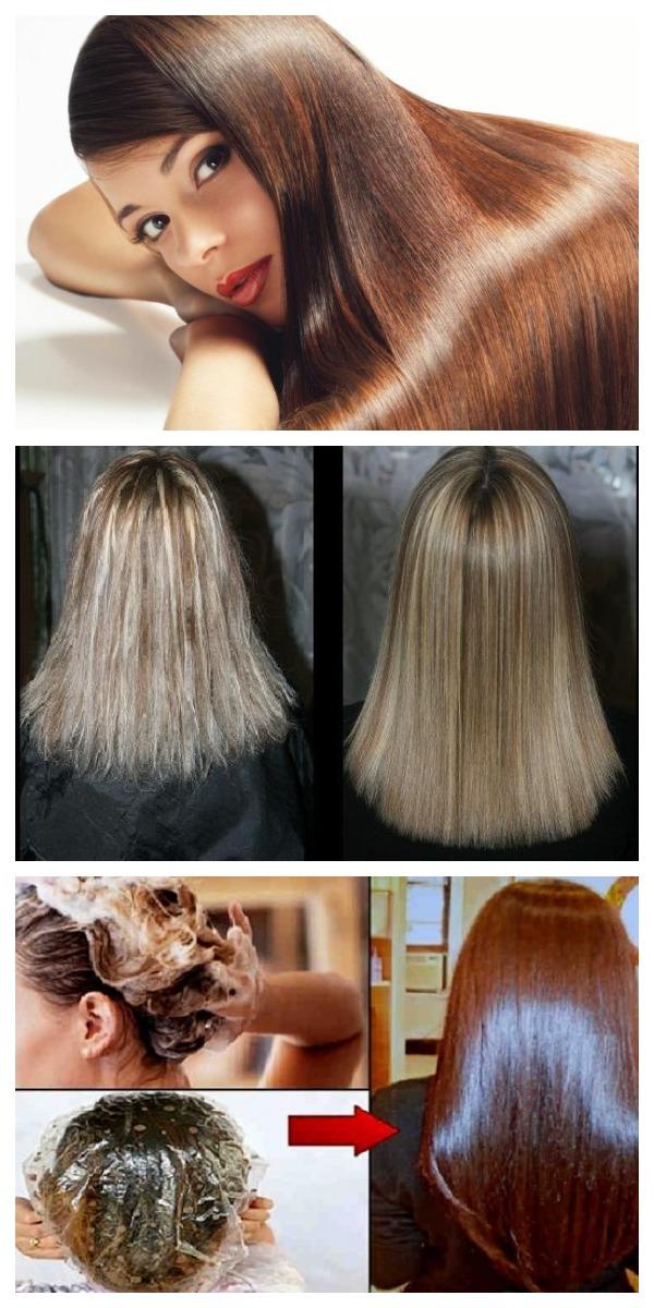 Маска для роста и питания волос. Потрясающий эффект!