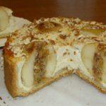 Заливной пирог с яблоками - находка для хозяек. А вкусно как! Куда там покупному!
