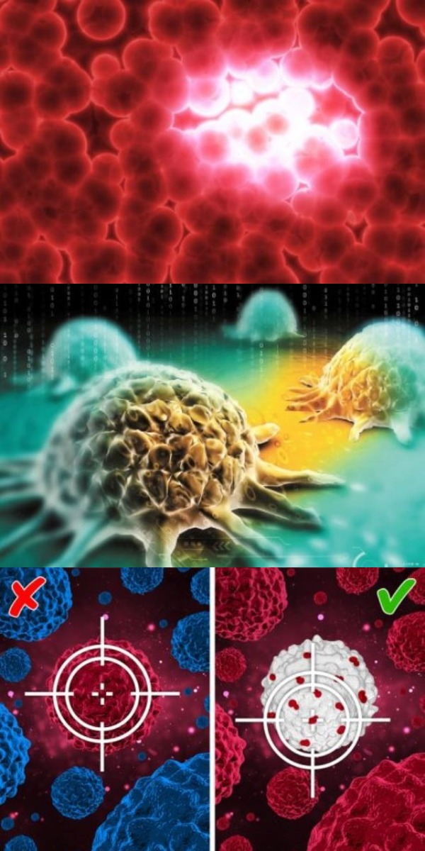 Смешайте эти 3 ингредиента и никогда не бойтесь рака или каких-либо опухолей!
