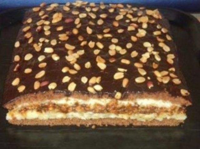 Домашний торт -любовь с первого кусочка