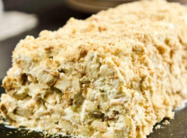 Вкуснейший торт БЕЗ ВЫПЕЧКИ, всего из 3-х ингредиентов!